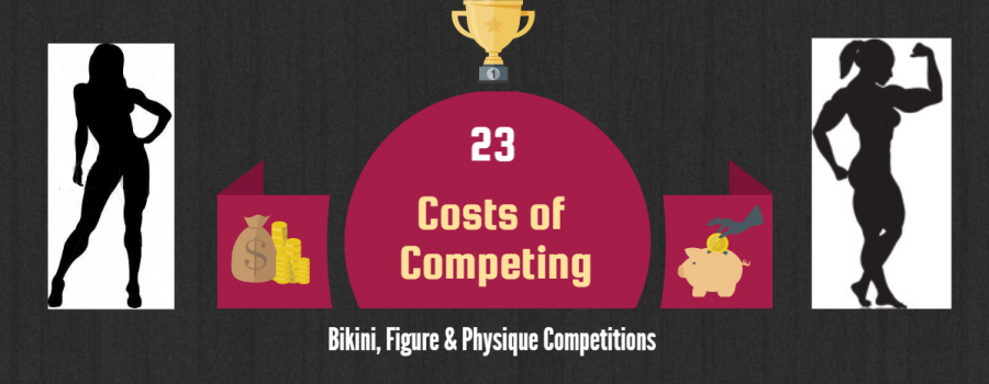 23 Costs of Competing in a Bikini, Figure, or Physique Contest
