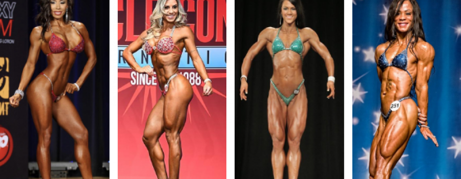 Divisions Explained – Women's Bikini, Wellness, Figure, Physique & Bodybuilding