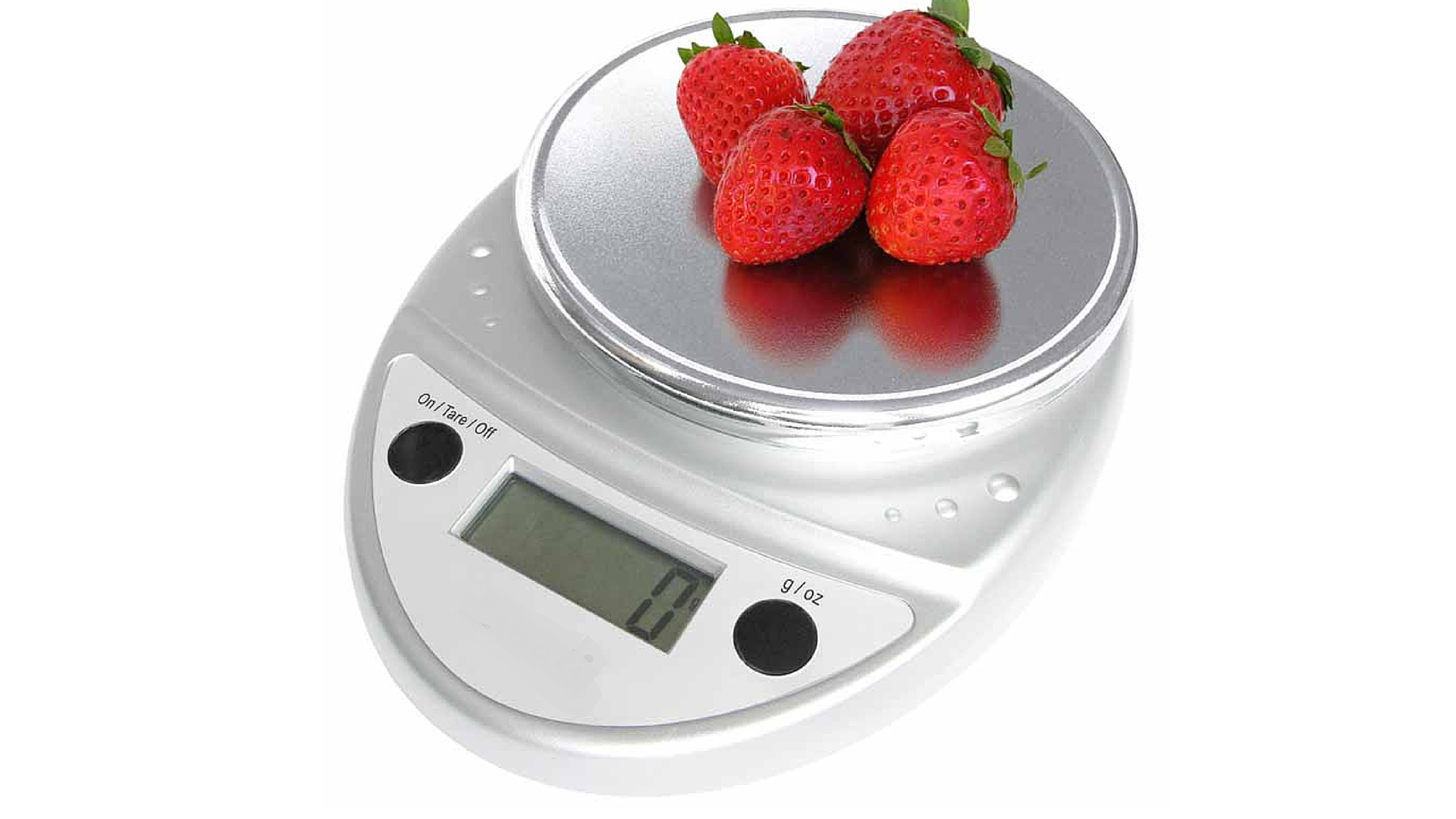 How To Weigh Your Food Get Fit Go Figure