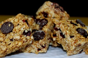 The Best Mother Effin No Bake Granola Bars