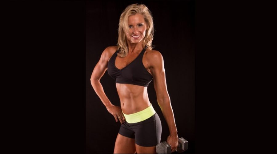Coach, Competitor, Judge, Author: Bikini Pro Lenore Theobald!