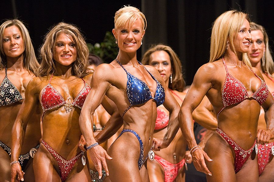 how to start training for a bikini competition