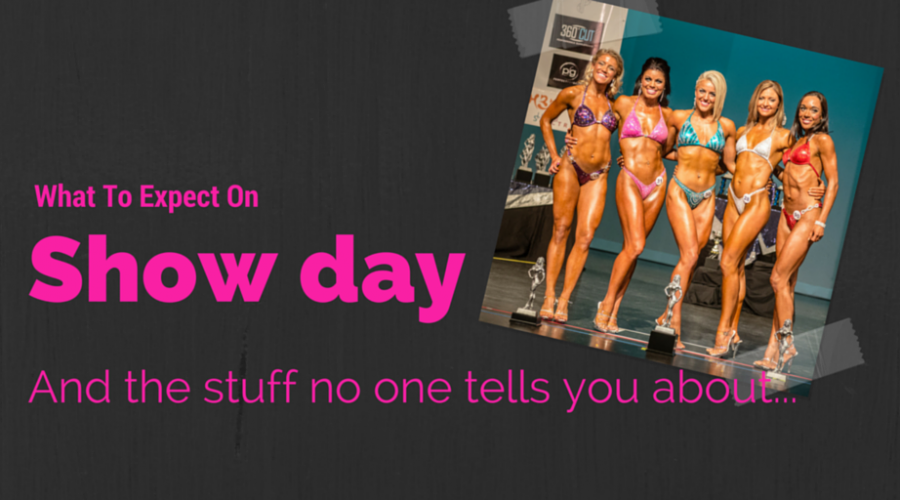 What To Expect On Show Day (and the stuff no one tells you about)