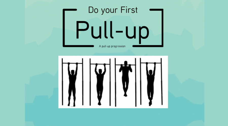 Do Your First Pull-up! : Pull-up Progression