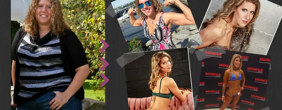 Overwieght to modeling: Meet Donna Gillie