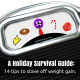 A Holiday Survival Guide: 14 tips to stave off weight gain.