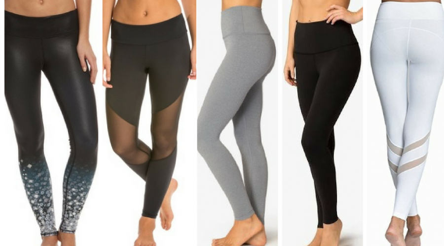 Top 6 Best Selling Leggings